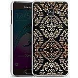 Samsung Galaxy A3 (2016) Housse Étui Protection Coque Ornements Motif Motif