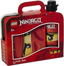 LEGO Brotdose und Trinkflasche