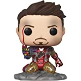 Pop Avengers Endgame I Am Iron Man Glow in the Dark Vinyl Figure