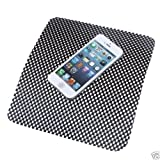 #9: Auto Hub Anti Slip Pad For Car Dashboard -Black