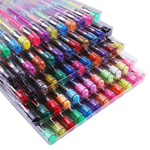yeeco-60-colori-penna-gel-impostato-evidenziatore-fluorescente-con-bene-roller-sfera-tip