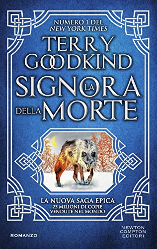 La signora della morte italian edition ebook terry goodkind la signora della morte italian edition by goodkind terry fandeluxe Gallery