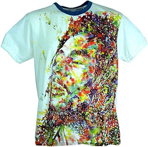 Weed T-Shirt Bob Marley - weiß / Sure T-Shirts Weiß