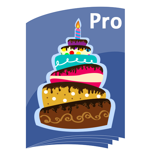 Happy Birthday Pro Book Amazonde Apps Fur Android