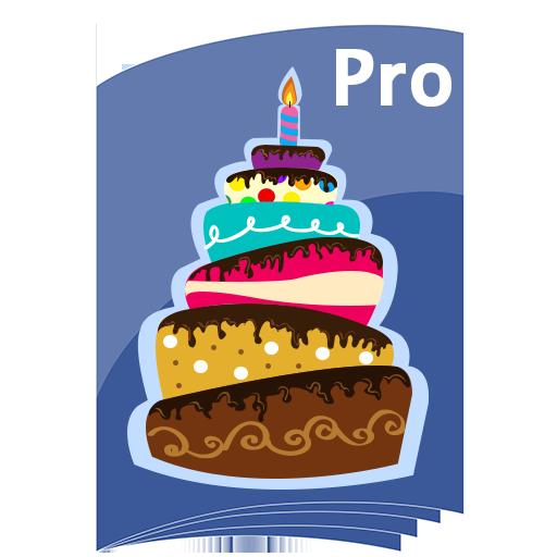 Happy Birthday Pro Book Amazonde Apps Fur Android