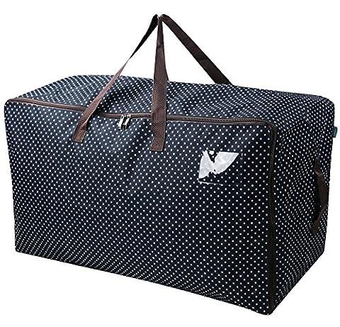 Etanche, Épais, surdimensionnées sac de rangement Organisateur, Poignées forts, Sac de voyage, sac de transport (Grande Strumento Organizzatore)