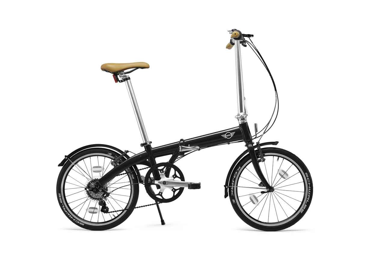 61v3sUKidnL - MINI Genuine 8 Speed 20 Inch Wheels Bicycle Cycle Folding Bike 80912413798