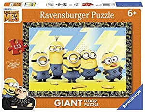 Ravensburger- Puzzle 125 Piezas Giant, GRU, Mi Villano Favorito 3 (9770)