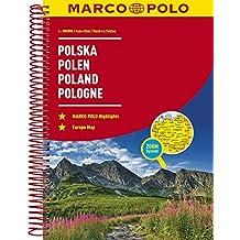 MARCO POLO Reiseatlas Polen 1:300 000 (MARCO POLO Reiseatlanten)