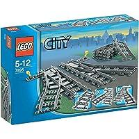LEGO City 7895Soft + Lego City 7499Flexible rails
