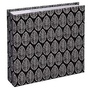 hama einsteck fotoalbum la fleur memo album mit 100 seiten zum einstecken von 200 fotos im. Black Bedroom Furniture Sets. Home Design Ideas