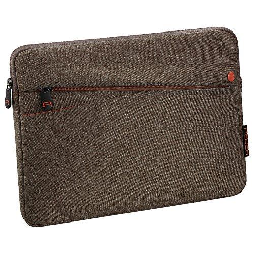 """PEDEA Tablet PC Tasche """"Fashion"""" für 10,1 Zoll (25,6cm) Tablet Schutzhülle Tasche Etui Case mit Zubehörfach, braun"""