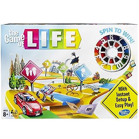 The Game of Life (Le jeu de la vie), version en anglais