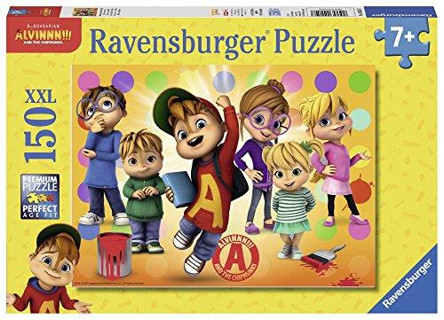 Ravensburger 10050 die die Chipmunks Alvin und Seine Freunde (Alvin Chipmunks Spielzeug)