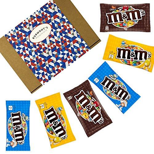 late Selection Gift Box - Chocolate, Crispy & Peanut - Hamper Exclusive To Burmont's ()