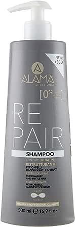 Alama Professional Shampoo Riparazione, 500ml
