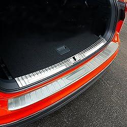 Lackschutzfolie Ladekantenschutz transparent is-tuning passgenau f/ür ***VW Tiguan 2*** ab 2016