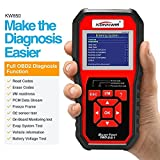 Scanner diagnostico per auto KONNWEI KW850 OBD2 EOBD OBDII, per controllare il codice del motore