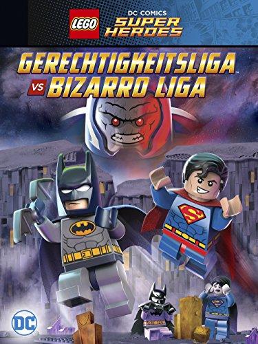 LEGO DC Comics Super Heroes - Gerechtigkeitsliga vs. Bizarro Liga [dt./OV]