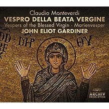 Monteverdi: Vespro Della Beata Vergin (Livre-Disque 2CD+DVD - Tirage Limité)