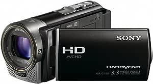 Sony Hdr Cx160eb Full Hd Camcorder 16gb 3 Zoll Schwarz Kamera
