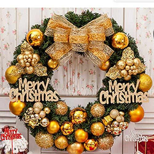 Littlefairy Weihnachtswandaufkleber, Weihnachten Engel Anhänger Hintergrund Serie Schränke dekorative Selbstklebende Abnehmbare Wand Aufkleber 2 Glasstücke -