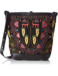 Iman Wallet, Womens Organiser, Multicolore (Multico), 5x15x28 cm (W x H L) Antik Batik