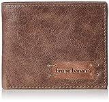 Bruno Banani Vista_2_1 W 320.1425 Unisex-Erwachsene Geldbörsen 12x9x2 cm (B x H x T), Braun (braun)