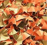 progressFILL DECOFILL Füll- u. Polsterchips, orange 180g - ca. 120 ltr. i. Karton m. Ausfüller