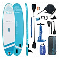 Padded Kayak SUP Paddle Carrier Carry Bag Tote Storage Transport Pack Blue