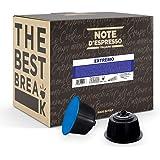 Note d'Espresso - Extremo - Capsules de Café - Exclusivement Compatible avec les Machines NESCAFE* DOLCE GUSTO* - 48 caps