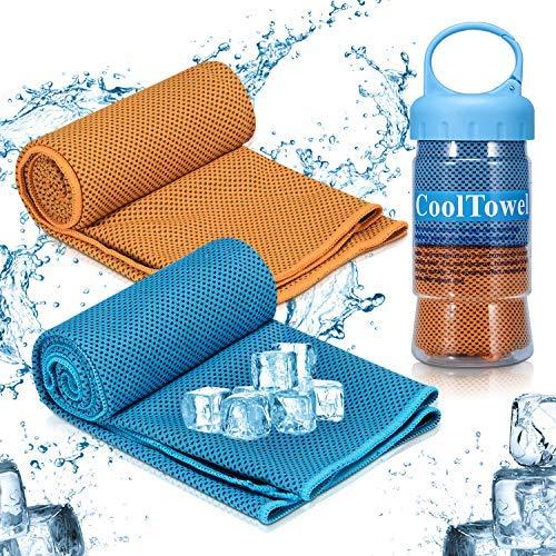 4. iTrunk - Pack 2 toallas refrigerantes absorbentes