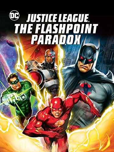 Justice League: The Flashpoint Paradox [OV] (Batman-c)