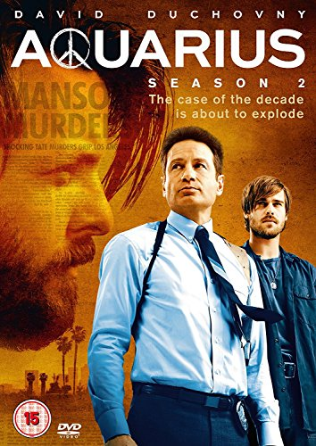Aquarius: Season 2 [DVD] UK-Import, Sprache-Englisch