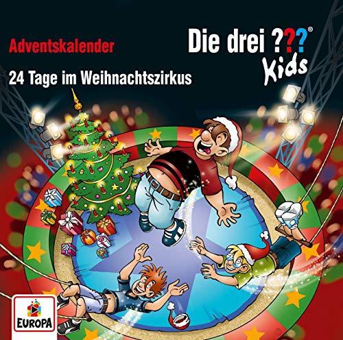 Adventskalender - 24 Tage im Weihnachtszirkus