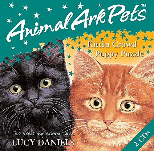 Puppy Puzzle (Animal Ark Pets Cds) -