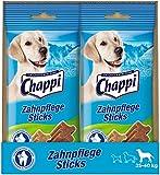 Chappi Zahnpflege Sticks für große Hunde, 7Stück, 270g