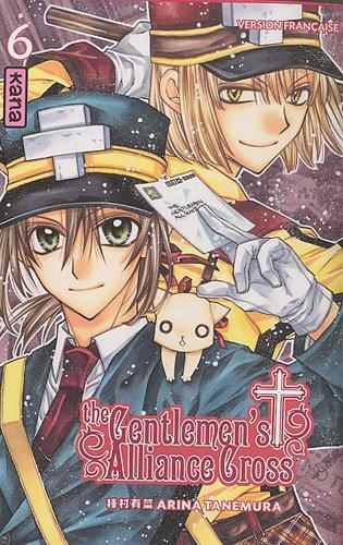 The Gentlemen's Alliance Cross Vol.6 par TANEMURA Arina
