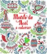 Motifs de Noël à colorier par Bone