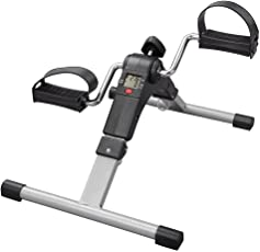 Egab Exercise Cycle Machine for Weight Loss at Home Gym Total Body Exerciser