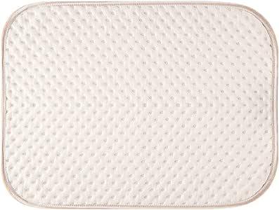Draps De Lit Pour Nouveau-N/é Femmes Menstrual Pad B/éb/é Imperm/éable Matelas /à Langer Lavable Matelas Tapis /écologique Cotton pour Voyage M(50 * 70CM), Bleu