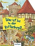 Was ist los in der Ritterburg? - Mini-Wimmelbuch