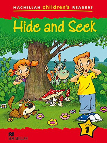 MCHR 1 Hide and Seek (Macmillan Children Reader)