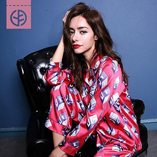 hoom-seidenpyjama-frauen-seide-zweiteilige-paar-home-service-paket-nachthemd-feder-schlafanzug-l-160