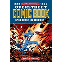 Overstreet Comic Book Price Guide Volume 40 SC - Captain America Cover by Robert M. Overstreet (2010-08-03)