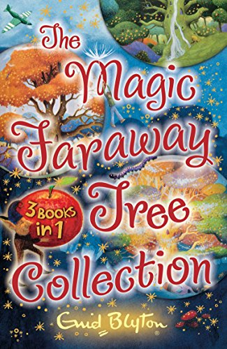 The Magic Faraway Tree Collection: 3 Books in 1 por Enid Blyton