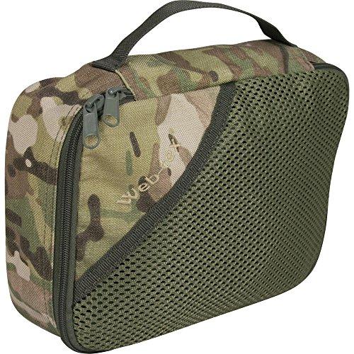 Web-tex Stash Bag Netztasche Large Dtc / Multi-camo