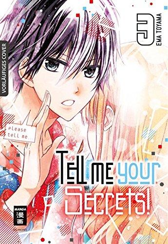 Tell me your Secrets! 03