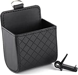 Auto Organizer Tasche Auto Storage Organizer Box Auto Universal Aufbewahrungstasche Tasche Telefon Mod Sun Glass Box Halter Pocket Organizer Grau Auto