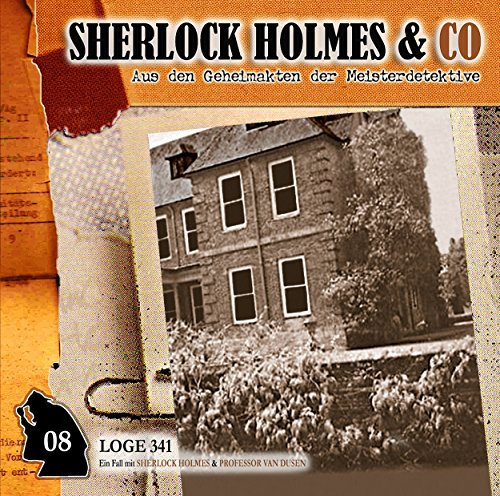 Loge 341: Sherlock Holmes & Co 8